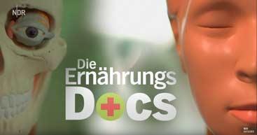 Parodontitis bei den Ernährungs Docs