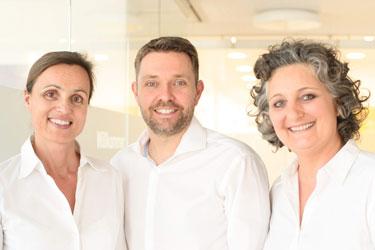 Dr. Astrid Klocke, Dr. Daniel Lohmann, Dr. Esther Lowden